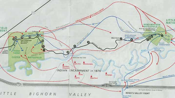 South Dakota Devil S Tower Little Bighorn And Yellowstone